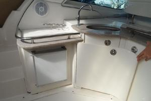 48' Sea Ray 48 Sundancer 2005 Wet bar refrigerator