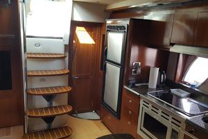 48' Sea Ray 48 Sundancer 2005 salon