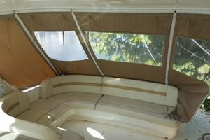 48' Sea Ray 48 Sundancer 2005 Cockpit full enclosures