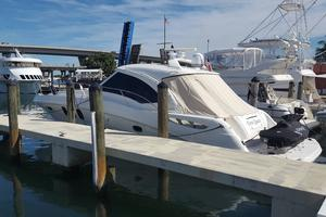 50' Sea Ray 500 Sundancer 2010 Portside