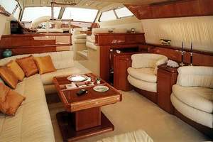 62' Ferretti Yachts 62 1999 Manufacturer Provided Image