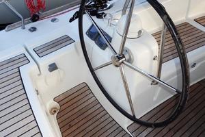 54' Beneteau Oceanis 54 2011 Helm 2
