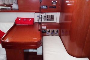 54' Beneteau Oceanis 54 2011 Nav Station