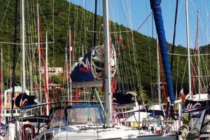 54' Beneteau Oceanis 54 2011 Front