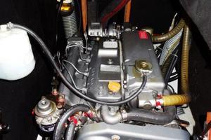 54' Beneteau Oceanis 54 2011 Engine 1