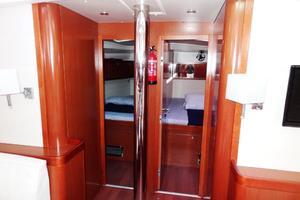 54' Beneteau Oceanis 54 2011 Fwd Cabins