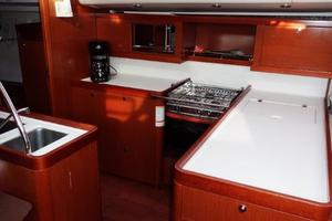 54' Beneteau Oceanis 54 2011 Galley
