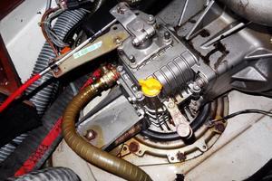 54' Beneteau Oceanis 54 2011 Engine 3