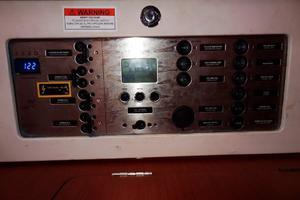 54' Beneteau Oceanis 54 2011 Switchpanel