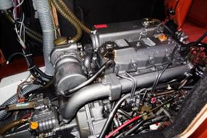 54' Beneteau Oceanis 54 2011 Engine 2