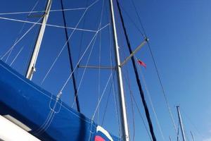 54' Beneteau Oceanis 54 2011 Rig