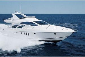 55' Azimut 55e 2007 Manufacturer Provided Image: Azimut 55