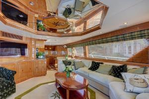 86' Hatteras Sport Fisherman 2002 MainSalon