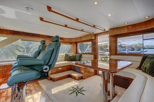 86' Hatteras Sport Fisherman 2002 EnclosedFlybridge