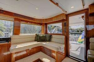 86' Hatteras Sport Fisherman 2002 Enclosed Flybridge