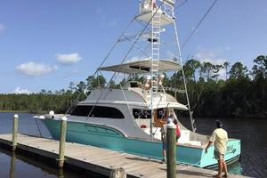 61' Buddy Davis 61 Sportfish 1989 At dock - port