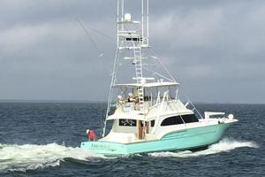 61' Buddy Davis 61 Sportfish 1989 Open water running