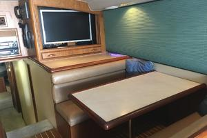 61' Buddy Davis 61 Sportfish 1989 Dinette with TV