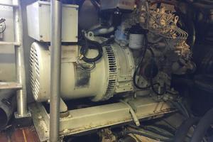 61' Buddy Davis 61 Sportfish 1989 Generator