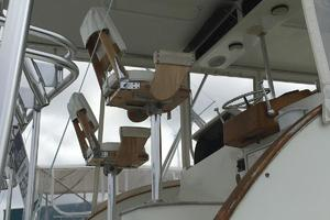 61' Buddy Davis 61 Sportfish 1989 Flybridge
