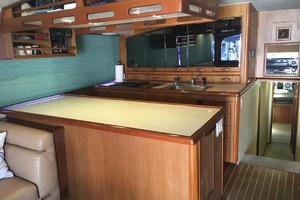 61' Buddy Davis 61 Sportfish 1989 Galley