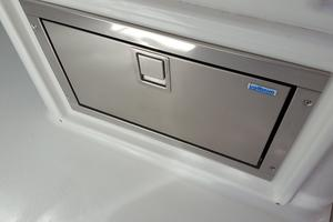 40' Cruisers Yachts 390 Sports Coupe 2008 Refrigerator draw