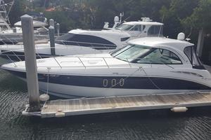 40' Cruisers Yachts 390 Sports Coupe 2008 Port Side