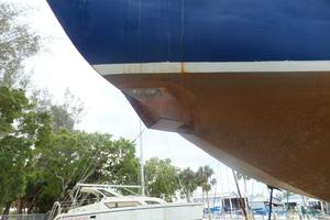 53' Bruce Roberts 53 Custom Ketch 2011 '11 Bruce Roberts 53' Ketch Retractable Bow Thruster Housing