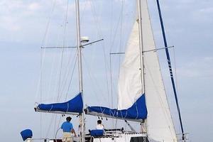 53' Bruce Roberts 53 Custom Ketch 2011 '11 Bruce Roberts 53' Ketch starboard quarter under sail