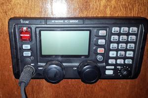 53' Bruce Roberts 53 Custom Ketch 2011 '11 Bruce Roberts 53' Icom M802 SSB