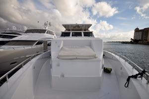 90' Custom Luxury Motor Yacht  2001 SunPad