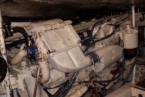 48' Ocean Yachts Super Sport 48 1990 671TA Detroit 485 HP