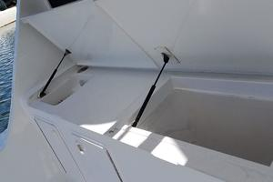 48' Ocean Yachts Super Sport 48 1990 Icebox and wet bar