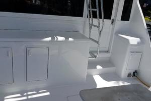 48' Ocean Yachts Super Sport 48 1990 Entrance salon steps