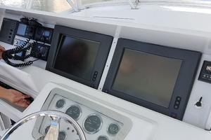 48' Ocean Yachts Super Sport 48 1990 Electric folding electronics panel
