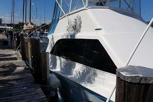 48' Ocean Yachts Super Sport 48 1990 Portside window