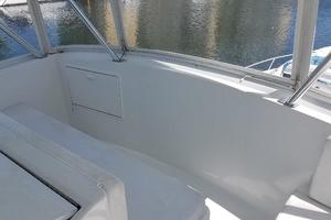 48' Ocean Yachts Super Sport 48 1990 Fly-bridge front area