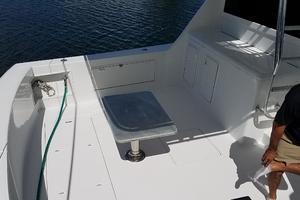 48' Ocean Yachts Super Sport 48 1990 Cockpit 1