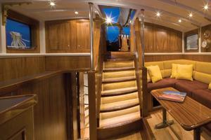 101' Lubbe-Voss Schooner Yacht 1982