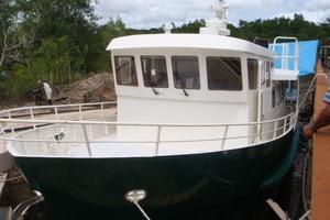 46' Bruce Roberts Custom Steel Trawler 2004