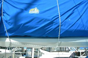 47' Tayana 47 CC 1990 Doyle Sails,Stack-pack with Lazy Jacks