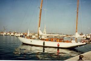 57' Classic Racing/Cruise Yawl 1936