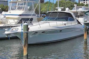 46' Sea Ray 460 Sundancer 2003 Port Bow View