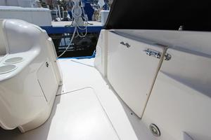 46' Sea Ray 460 Sundancer 2003 Cockpit Transom Door