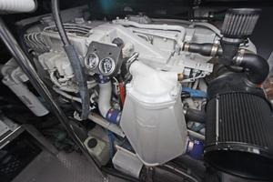 46' Sea Ray 460 Sundancer 2003 Port Engine