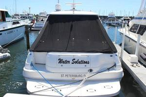 46' Sea Ray 460 Sundancer 2003 Aft Transom View