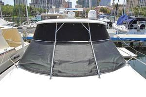 46' Sea Ray 460 Sundancer 2003 Windshield Bra & Canvas Ison Glass Cover