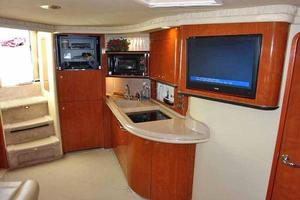 46' Sea Ray 460 Sundancer 2003 Salon To Port Looking Aft