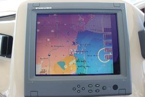 46' Sea Ray 460 Sundancer 2003 Furuno GPS/Plotter/Sounder/Radar