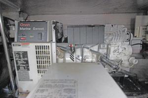 46' Sea Ray 460 Sundancer 2003 Onan Generator